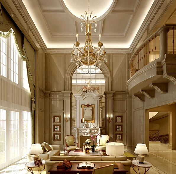 Dome Home Interior Design: DOMES AND ROUND CEILINGS