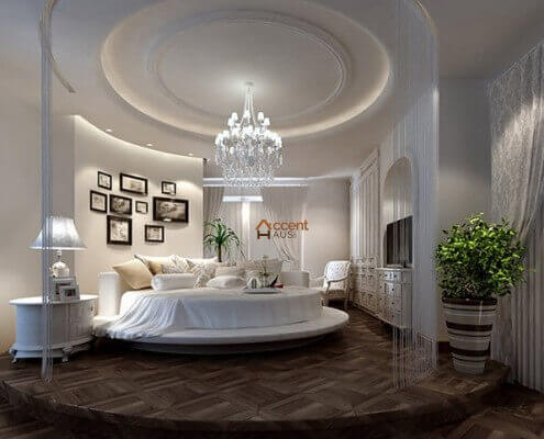 MDF Gypsum - Plaster Finish