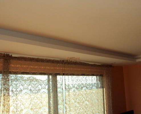 Recessed ceiling design