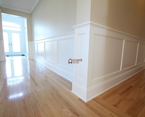 Wainscoting Wall Panels Beadboard Ideas In Rooms Wood