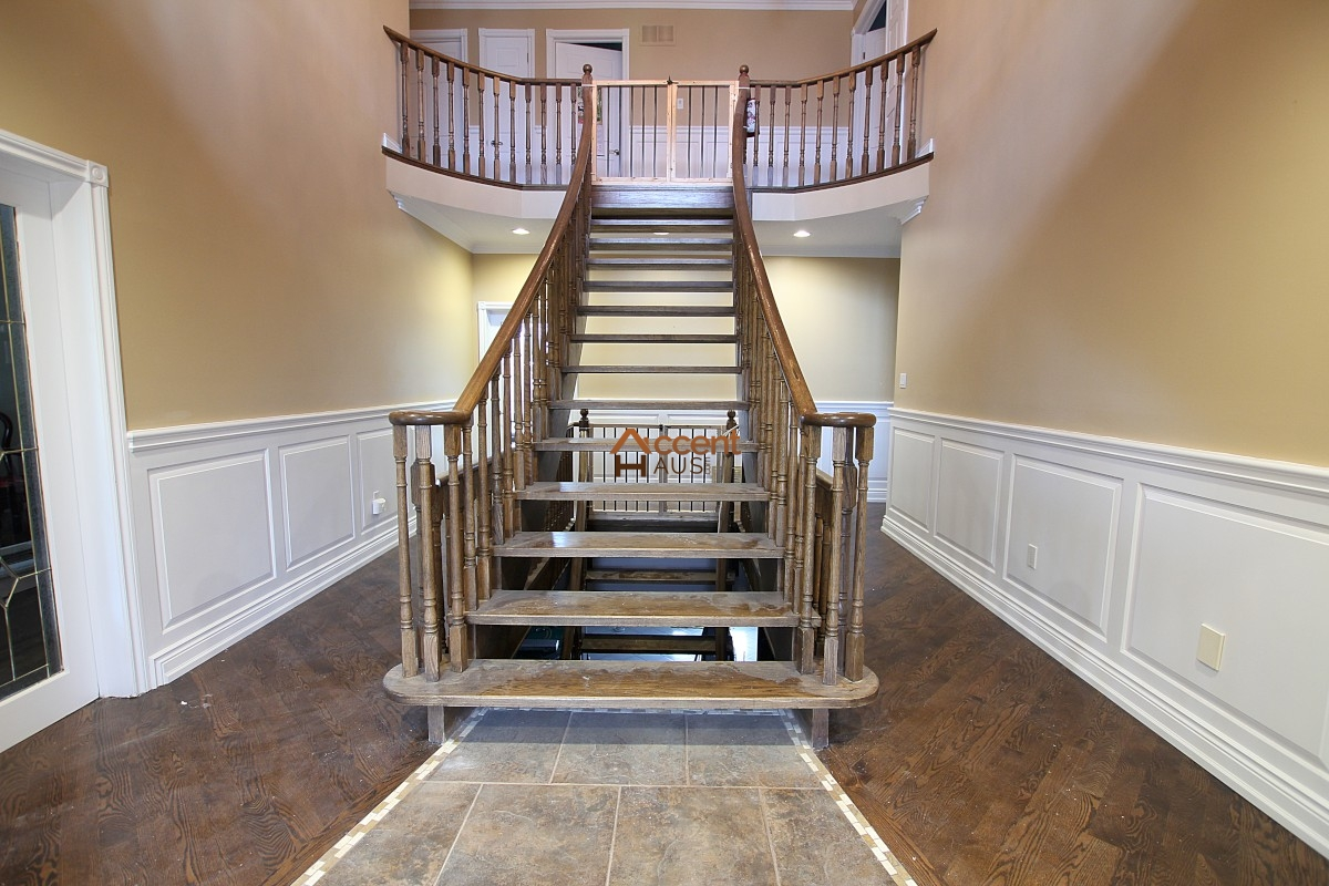 Traditional classic wainscoting generally installed from 36 to 42 inches in height on the walls from floor to chair rail our classic wainscoting provides