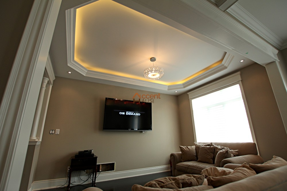 Coffered Waffle Ceilings Accent Haus Custom Interior Millwork
