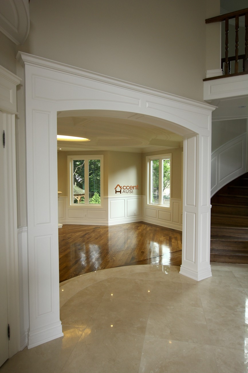 Archways Casement Millwork Headers Columns Accent Haus
