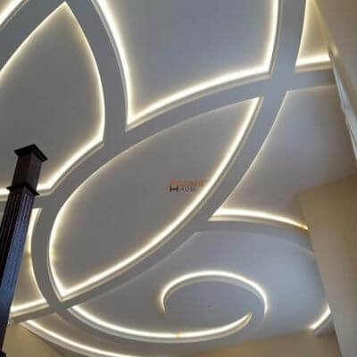 Classic ceiling LED lighting